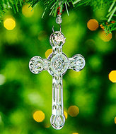 Waterford Crystal 2017 Annual Cross Ornament