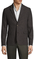 Ben Sherman Wool Notch Lapel Blazer