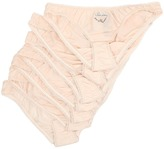 Stella McCartney Knickers of the Week Seven-Piece Pack Bikini Brief Women's Underwear