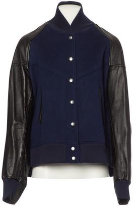 Nike Multicolour Leather Jackets