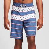 Mossimo Men's Big & Tall Board Shorts Blue