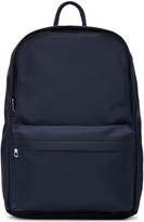 A.P.C. Navy Arthur Backpack