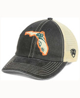 Top of the World Miami Hurricanes Heritage Collection Mesh Trucker Cap