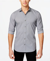 Armani Exchange Men's Long-Sleeve Stripe Shirt