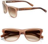 Bobbi Brown The Steve 52mm Wayfarer Sunglasses