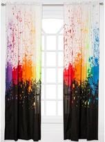 Crayola Cosmic Burst Curtain Panel
