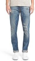 Nudie Jeans Men's Lean Dean Slouchy Skinny Fit Jeans