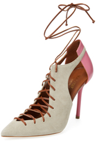 Malone Souliers Montana Lace-Up Pump
