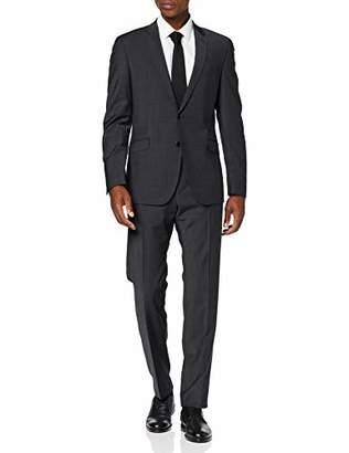 Strellson Premium Men's Allen-Mercer Suit, (Grey 019)
