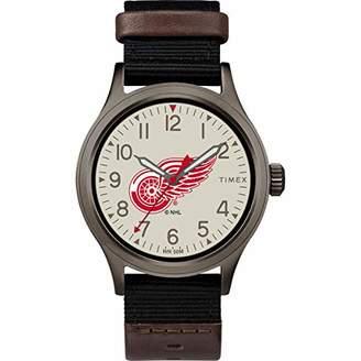 Timex Men's TWZHRDWMB Clutch NHL Tribute Collection Watch