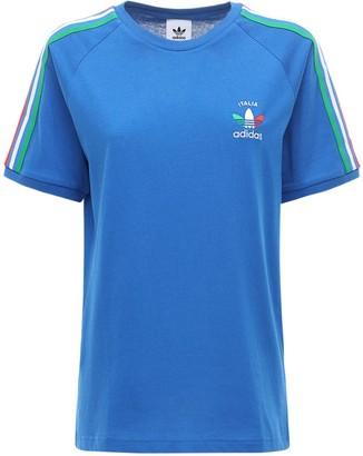 adidas 3-stripes Italy T-shirt