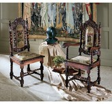 Toscano Charles II Upholstered 6 Piece Dining Chair Set Design