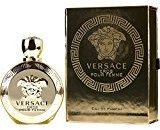 Gianni Versace VERSACE EROS POUR FEMME by EAU DE PARFUM SPRAY 3.4 OZ for WOMEN ---(Package Of 5)
