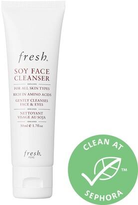 Fresh Mini Soy Makeup Removing Face Wash