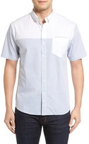 Tommy Bahama Men's The Yachtsman Standard Fit Cotton Sport Shirt
