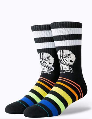 Stance Moon Man Mens Crew Socks
