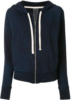 Electric & Rose Ryder zipped hoodie
