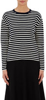 TOMORROWLAND Women's Breton-Striped Sweater