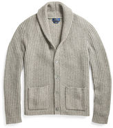 Polo Ralph Lauren Cashmere Shawl-Collar Cardigan