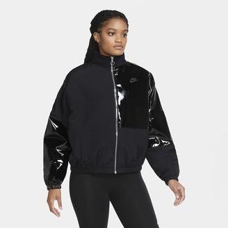 Nike Women's Jacket Sportswear Icon Clash Synthetic-Fill