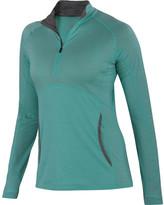Ibex Women's W2 Zenith Half Zip Pullover