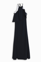 Jonathan Simkhai Ruffled Gown