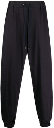Chalayan Panelled Tapered-Leg Trousers