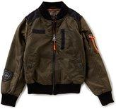 Urban Republic Big Boys 8-20 Aviator Bomber Jacket
