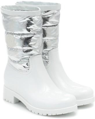 Moncler Gisele rubber boots