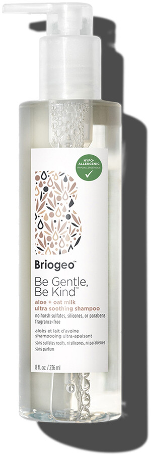 Thumbnail for your product : BRIOGEO Be Gentle, Be Kind Aloe + Oat Milk Ultra Soothing Shampoo