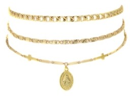 Ettika Mixed Layers Necklace