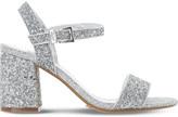 Dune Mylow glitter sandals