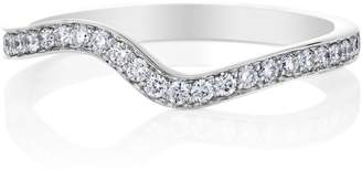 De Beers Caress Wedding Band