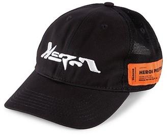 Heron Preston Logo Trucker Hat