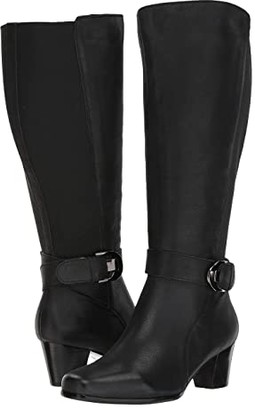 Bogs Snowday Tall (Black) Women's Rain Boots
