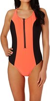 O'Neill O%27Neill Zip Up Swimsuit