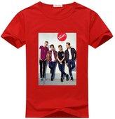 Ccttdiy Women's The Vamps T-shirts, The Vamps Printed Tee Shirts