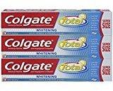 Colgate Total Whitening Paste Toothpaste 7.8oz 3 pack