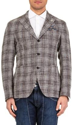 Manuel Ritz Cotton Blend Jacket