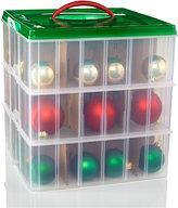 Snapware 12x12 Ornament Keeper, 3 layer