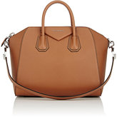 Givenchy Women's Antigona Medium Duffel Bag-BROWN