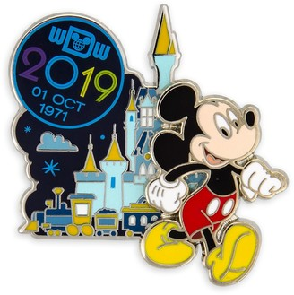 Disney Mickey Mouse Walt World Pin 2019