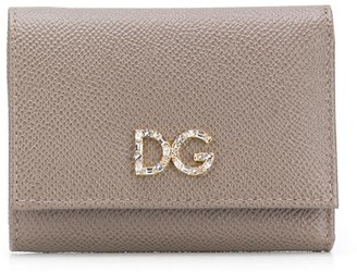 Dolce & Gabbana Small Continental Wallet