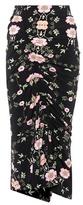 Preen by Thornton Bregazzi Ruby floral-printed skirt