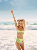 Victoria's Secret Victorias Secret Ruched Front Bandeau