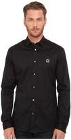 McQ by Alexander McQueen Harness Shirt Men's Long Sleeve Button Up