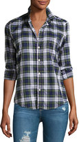Frank And Eileen Barry Limited Edition Plaid Shirt