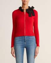 Moschino Necklace Sweater Jacket