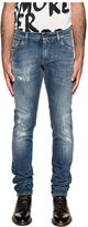 Dolce & Gabbana Blue Denim Jeans