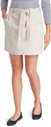 Vineyard Vines Utility Tie Waist Skirt